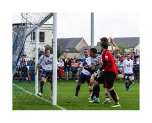 Leeds Utd, Guiseley AFC, Goal