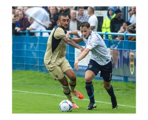 Leeds Utd, Guiseley AFC, Tomasso Bianchi, Gavin Rothery,