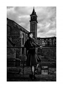 Manchester Urban Portrait Shoot